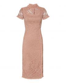 Alexis Zoelle Midi Lace Dress at Intermix