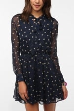 Alexs polka dot dress from Urban Outfitters at Urban Outfitters
