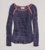 Alex's sweater at American Eagle