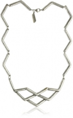 Alexs zig zag necklace at Amazon at Amazon