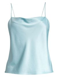Alice   Olivia - Harmon Drapey Camisole at Saks Fifth Avenue