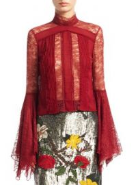 Alice   Olivia - Ivy Top at Saks Fifth Avenue