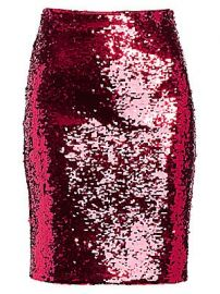 Alice   Olivia - Ramos Sequin Pencil Skirt at Saks Fifth Avenue