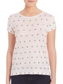 Alice   Olivia - Robin Tee at Saks Off 5th