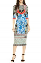 Alice   Olivia Delora Sheath Dress   Nordstrom at Nordstrom
