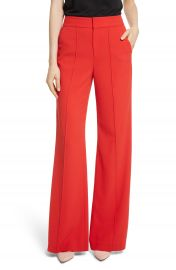Alice   Olivia Dylan High-Waist Wide Leg Pants at Nordstrom
