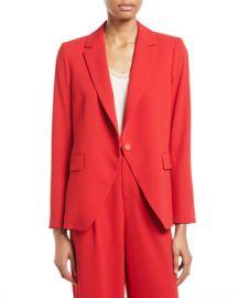 Alice   Olivia Helena Blazer Jacket at Neiman Marcus