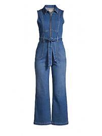 Alice   Olivia Jeans - Gorgeous Denim Jumpsuit at Saks Fifth Avenue