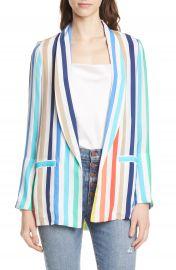 Alice   Olivia Kylie Shawl Collar Jacket   Nordstrom at Nordstrom