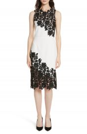 Alice   Olivia Margy Sheath Dress at Nordstrom