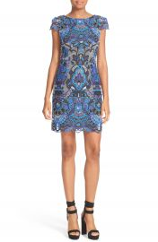 Alice   Olivia Nakia Lace Dress at Nordstrom