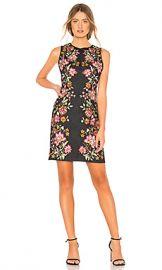 Alice   Olivia Nat Mini Dress in Indigo  amp  Multi from Revolve com at Revolve
