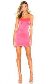 Alice   Olivia Nelle Mini Dress in Neon Pink from Revolve com at Revolve