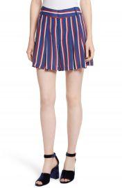 Alice   Olivia Scarlet Super High Waist Flutter Shorts at Nordstrom
