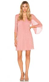 Alice   Olivia Tammin Dress in Dusty Rose from Revolve com at Revolve