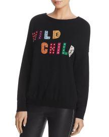Alice + Olivia Bao Wild Child Sweater at Bloomingdales