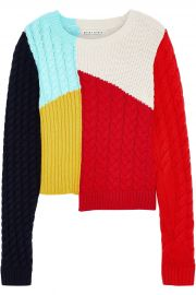 Alice + Olivia Lebell Sweater at The Outnet