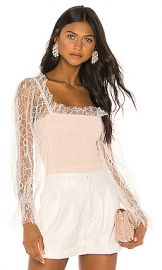 Alice McCall After Dark Top in Shell from Revolve com at Revolve