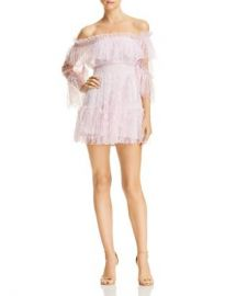 Alice McCall Only Hope Lace Mini Dress Women - Bloomingdale s at Bloomingdales
