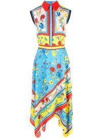 Alice Olivia Farrah Dress - Farfetch at Farfetch