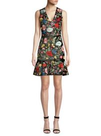 Alice Olivia Peyton Dress at Saks Fifth Avenue