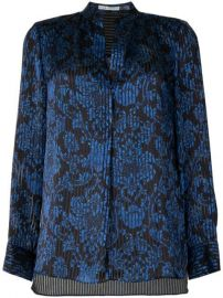 Alice Olivia Winter Palace Printed Blouse - Farfetch at Farfetch