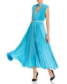 Alice and Olivia Alice   Olivia Joleen Pleated Midi Dress  Women - Bloomingdale s at Bloomingdales