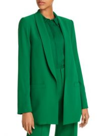 Alice and Olivia Alice   Olivia Kylie Shawl-Collar Blazer Women - Bloomingdale s at Bloomingdales