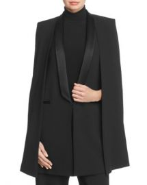 Alice and Olivia Alice   Olivia Merrie Blazer-Style Cape Women - Bloomingdale s at Bloomingdales