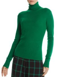 Alice and Olivia Alice   Olivia Roberta Rib-Knit Wool Turtleneck Sweater  Women - Bloomingdale s at Bloomingdales