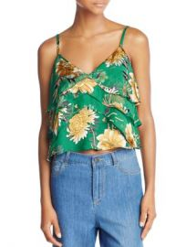 Alice and Olivia Alice   Olivia Vanessa Tiered Camisole Women - Bloomingdale s at Bloomingdales