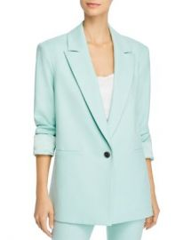 Alice and Olivia Alice  amp  Olivia Denny Notch Collar Boyfriend Blazer Women - Bloomingdale s at Bloomingdales