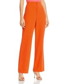 Alice and Olivia Alice  amp  Olivia High-Rise Wide-Leg Pants Women - Bloomingdale s at Bloomingdales