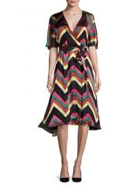 Alice and Olivia Lexa dress at Saks Fifth Avenue