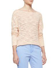 Alice and Olivia Slub Knit Sweater at Neiman Marcus
