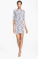 Alice and Olivia Textured Sweater Dress at Nordstrom