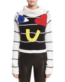Alice and Olivia Zita Sweater  at Neiman Marcus