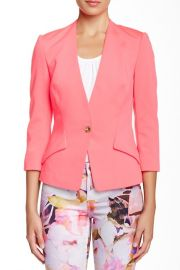 Alisya Ponte Knit Jacket by Ted Baker at Nordstrom Rack
