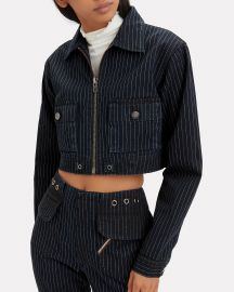 Alix Crop Jacket at Intermix