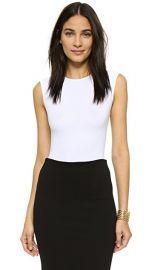 Alix Lenox Skin Thong Bodysuit at Shopbop