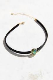 Alix Opal Choker Necklace at Urban Outfitters
