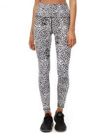 All Fenix Leopard-Print Active Leggings at Neiman Marcus