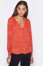 Allea Blouse at Joie