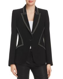 Allegra Studded Blazer at Bloomingdales