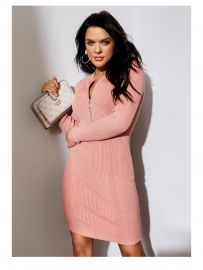 Allison Sweater Dress at Guess