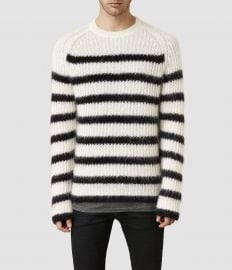 Allsaints Breton Crew Sweater at All Saints