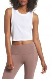 Alo Heat Wave Crop Tank   Nordstrom at Nordstrom
