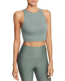 Alo Yoga Movement Lace-Up Sports Bra Women - Bloomingdale s at Bloomingdales