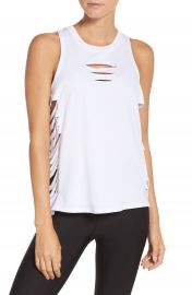 Alo Cut It Out Long Tank at Nordstrom