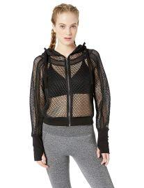 Alo Yoga Women s Fortuna Jacket at Amazon